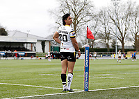 28th March 2021; Rosslyn Park, London, England; Betfred Challenge Cup, Rugby League, London Broncos versus York City Knights; Tyme Dow-Nikau of York City Knights