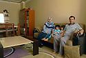 Turkey 2014  A couple with their children in Muç; she is a poet and writer, he is professor of Kurdish language and literature at the university<br />Turquie 2014 Un couple avec leurs enfants a Muç; elle est poete et ecrivain, il est professeur de langue kurde et de litterature a l'université