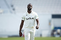 Kemar Roach, Surrey CCC during Surrey CCC vs Hampshire CCC, LV Insurance County Championship Group 2 Cricket at the Kia Oval on 1st May 2021