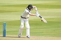 Ian Cockbain, Gloucestershire CCC clips to leg to bring up his half century during Middlesex CCC vs Gloucestershire CCC, LV Insurance County Championship Group 2 Cricket at Lord's Cricket Ground on 7th May 2021