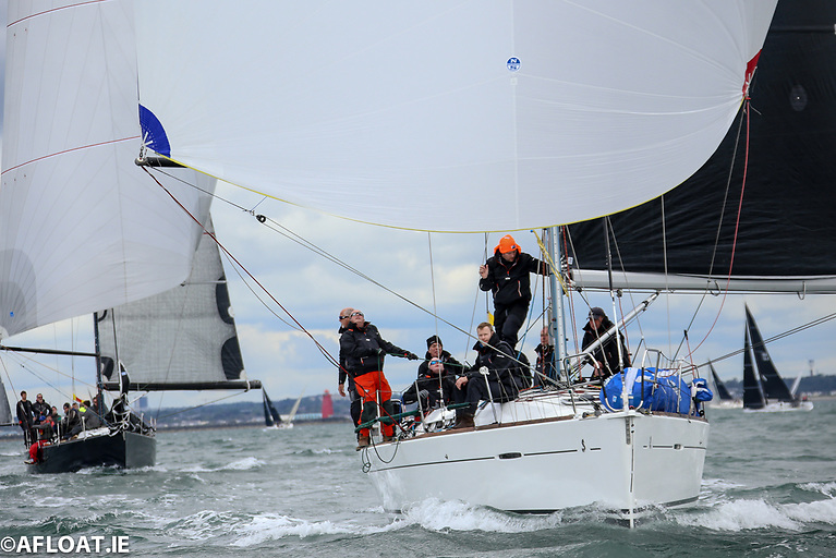 ICRA championship racing returns to Dublin Bay from September 3-5