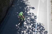 Simon Clarke (AUS/Cannondale-Drapac) <br /> <br /> 69th Critérium du Dauphiné 2017<br /> Stage 8: Albertville > Plateau de Solaison (115km)