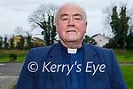 Fr Kevin McNamara, parish priest of Moyvane