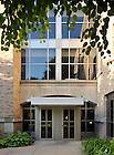 June 13, 2011; O'Neill Hall door..Photo by Matt Cashore/University of Notre Dame