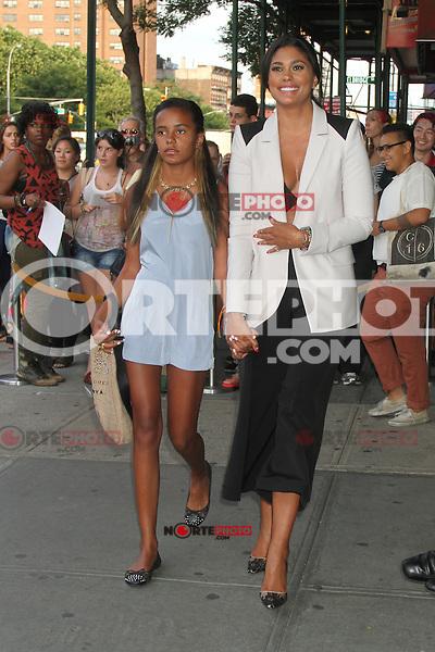 NEW YORK, NY - JULY 25: Rachel Roy and Ava Dash at 'The Campaign' New York Premiere at Sunshine Landmark on July 25, 2012 in New York City. ©RW/MediaPunch Inc. /NortePhoto.com<br /> <br /> **SOLO*VENTA*EN*MEXICO**<br />  **CREDITO*OBLIGATORIO** *No*Venta*A*Terceros*<br /> *No*Sale*So*third* ***No*Se*Permite*Hacer Archivo***No*Sale*So*third*©Imagenes*con derechos*de*autor©todos*reservados*.