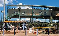 Ballparks: San Antonio Municipal Stadium.