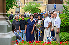 May 23, 2021; Commencement 2021. (Photo by Matt Cashore/University of Notre Dame)