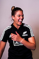 New Zealand Black Ferns headshots at The Rugby Institute, Palmerston North, New Zealand on Thursday, 28 May 2015. Photo: Dave Lintott / lintottphoto.co.nz