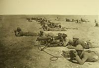 File:Israel in World War I - Ottoman anti-aircraft cannon (1914-18)