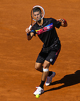 25-05-11, Tennis, France, Paris, Roland Garros,   Novak Djokovic