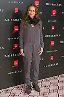 "Miriam Gallego attend the Premiere of the movie ""Musaranas"" in Madrid, Spain. December 17, 2014. (ALTERPHOTOS/Carlos Dafonte) /NortePhoto /NortePhoto.com"
