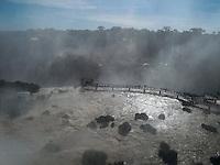 Parque Nacional do Iguaçu e  as Cataratas.<br /> Foz do Iguaçu, Paraná, Brasil<br /> Foto Laura Rocha Santos