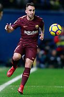 FC Barcelona's Paco Alcacer during La Liga match. December 10,2017. (ALTERPHOTOS/Acero)<br /> Liga Campionato Spagna 2017/2018<br /> Foto Alterphotos / Insidefoto <br /> ITALY ONLY