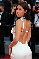 """CANNES, FRANCE - JULY 17: Adele Exarchopoulos at the final screening of """"OSS 117: From Africa With Love"""" and closing ceremony during the 74th annual Cannes Film Festival on July 17, 2021 in Cannes, France. <br /> CAP/GOL<br /> ©GOL/Capital Pictures"""