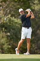 SAN ANTONIO, TX - SEPTEMBER 21, 2021: The University of Texas at San Antonio Roadrunners win by 12 in the Lone Star Invitational Golf Tournament at the TPC San Antonio Oaks Course (Photo by Jeff Huehn).