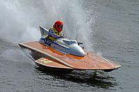 "A-41 Brian Joseph, ""Something Special"", (1986 Lauterbach 2.5 Mod class hydroplane)"