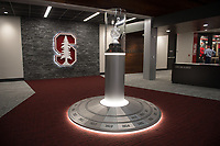 Stanford Athletic Department Home of Champions, September 23, 2017