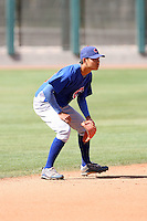 Pin-Chieh Chen, Chicago Cubs 2010 extended spring training..Photo by:  Bill Mitchell/Four Seam Images.