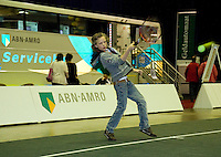 22-2-08, Netherlands, Rotterdam ,  ABNAMROWTT 2008, Sportplaza