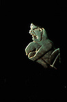 Olmec; Ancient Cultures; The Americas; jade; Ceremony; National Museum of Anthropology and History; Mexico City; Mexico