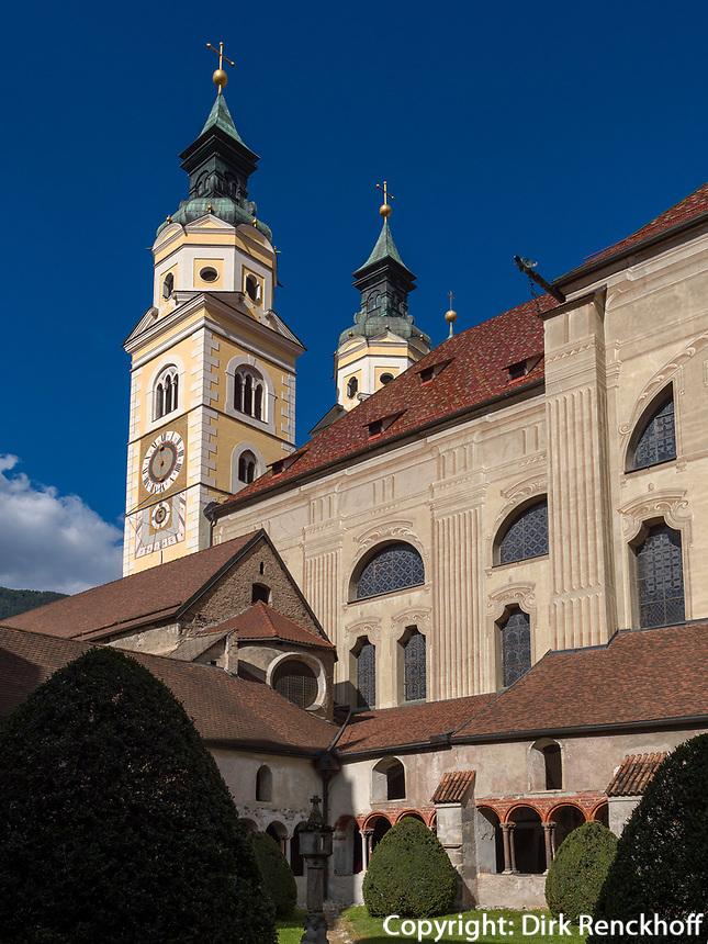 Dom und Kreuzgang in Brixen, Region Südtirol-Bozen Italien, Europa<br /> Cathedral and cloister in Brixen, Region South Tyrol-Bolzano, Italy, Europe