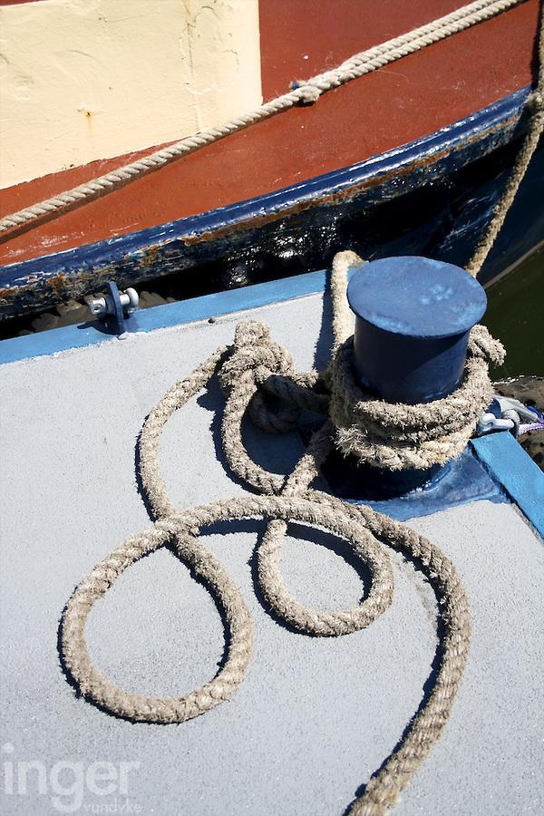 Fishing Trawler Rope