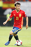 Spain's David Silva during FIFA World Cup 2018 Qualifying Round match. September 5,2016.(ALTERPHOTOS/Acero)