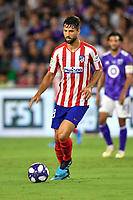 Orlando, FL - Wednesday July 31, 2019:  Saúl Ñiguez #8 during an Major League Soccer (MLS) All-Star match between the MLS All-Stars and Atletico Madrid at Exploria Stadium.