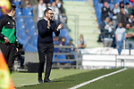 Getafe CF's  coach Jose Bordalas  during La Liga match. February 09,2019. (ALTERPHOTOS/Alconada)