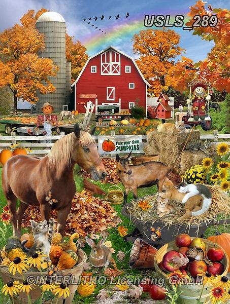 Lori, LANDSCAPES, LANDSCHAFTEN, PAISAJES, paintings+++++ScarecrowRectanglePuzzle_72,USLS289,#l#, EVERYDAY ,puzzle,puzzles