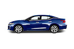 Car Driver side profile view of a 2017 Nissan Maxima S 4 Door Sedan Side View