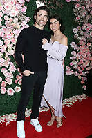 LOS ANGELES - MAR 11:  Jared Haibon and Ashley Iaconetti at the Seagram's Escapes Tropical Rose Launch Party at the hClub on March 11, 2020 in Los Angeles, CA