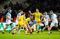 Matthew LUAMANU of Aviron Bayonnais during the Top 14 match between Bayonne and La Rochelle at Stade Jean Dauger on October 9, 2020 in Bayonne, France. (Photo by Pierre Costabadie/Icon Sport) - Stade Jean Dauger - Bayonne (France)