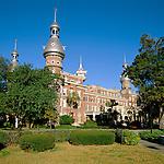 USA, Florida, Tampa: Tampa University - Henry Plant Museum