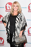 Sally Lindsay<br /> arriving for the TV Choice Awards 2017 at The Dorchester Hotel, London. <br /> <br /> <br /> ©Ash Knotek  D3303  04/09/2017