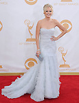 Malin Akerman attends 65th Annual Primetime Emmy Awards - Arrivals held at The Nokia Theatre L.A. Live in Los Angeles, California on September 22,2012                                                                               © 2013 DVS / Hollywood Press Agency
