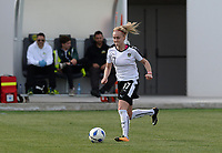 20180302 - LARNACA , CYPRUS : Austrian Sarah Puntigam pictured during a women's soccer game between Austria and Czech Republic , on friday 2 March 2018 at the AEK Arena in Larnaca , Cyprus . This is the second game in group B for Austria and Czech Republic during the Cyprus Womens Cup , a prestigious women soccer tournament as a preparation on the World Cup 2019 qualification duels. PHOTO SPORTPIX.BE | DAVID CATRY