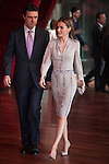 "Princess Letizia of Spain attends ""PREMIOS NACIONALES DE LA MODA"" fashion awards ceremony at Reina Sofia museum in Madrid, Spain. June 06, 2013. (ALTERPHOTOS/Victor Blanco)"