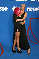 WEST HOLLYWOOD, CA - JULY 15: Juno Temple, Hannah Waddingham, at Apple TV+ Ted Lasso Season 2 Premiere at The Rooftop at The Pacific Design Center in West Hollywood, California on July 15, 2021. <br /> CAP/MPIFS<br /> ©MPIFS/Capital Pictures