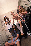Various portrait sessions and live photographs of the rock band, Alice in Chains