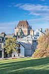 Canada, Quebec, Quebec City, Old Town