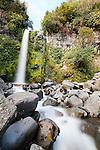 Dawson Falls, Mt Taranaki, New Zealand