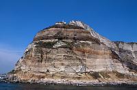 Italien, Ischia, Felsen an der Südwest-Küste