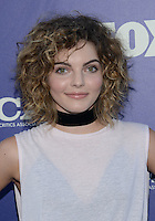Camren Bicondova @ the FOX summer TCA all star party held @ the Soho house.<br /> August 8, 2016