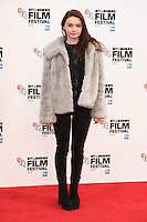 """Jessica Bardem<br /> at the London Film Festival 2016 premiere of """"Mindhorn"""" at the Odeon Leicester Square, London.<br /> <br /> <br /> ©Ash Knotek  D3167  09/10/2016"""