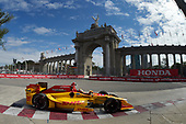 Verizon IndyCar Series<br /> Honda Indy Toronto<br /> Toronto, ON CAN<br /> Saturday 15 July 2017<br /> Ryan Hunter-Reay, Andretti Autosport Honda<br /> World Copyright: Scott R LePage<br /> LAT Images