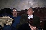 RENZO ARBORE CON GIANNI BONCOMPAGNI<br /> LE CLUB ROMA 1994