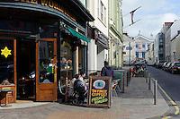 Halkett Place in  St.Helier, Insel Jersey, Kanalinseln