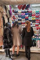 Chinesenmarkt in Bishkek, Kirgistan, Asien<br /> Chinese Market in Bishkek, Kirgistan, Asia
