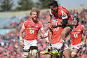 Rugby: Super Rugby: Sunwolves 25-32 Brumbies